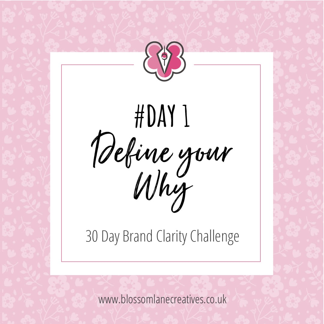 Day 1 Brand Clarity Challenge