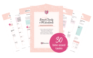 Find brand clarity and unlock the secret of brand strategy. It's time to step up and implement an effective brand strategy that will emotionally connect with your audience and bring you confidence when creating marketing collateral.