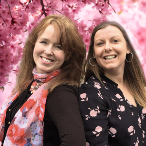 Jill Pryor and Emma Collins - Brand Clarity, Design and Visibility